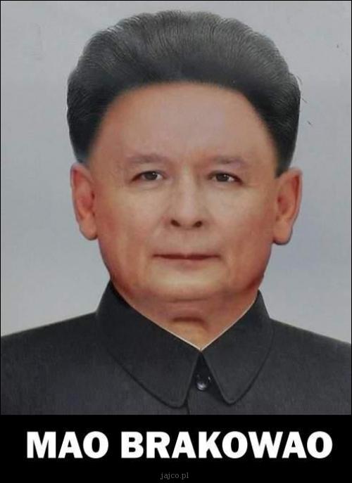 Mao Brakowao Jajco Pl