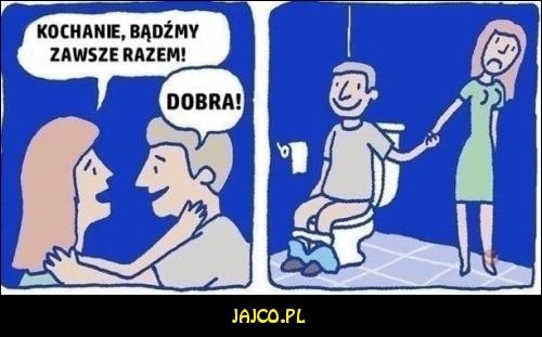 Kochanie bądźmy zawsze razem - JAJCO.pl