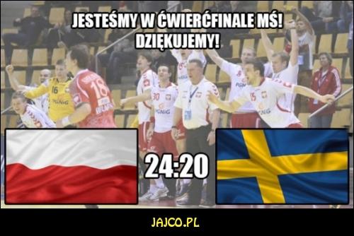 Polska reprezentacja w piłce ręcznej