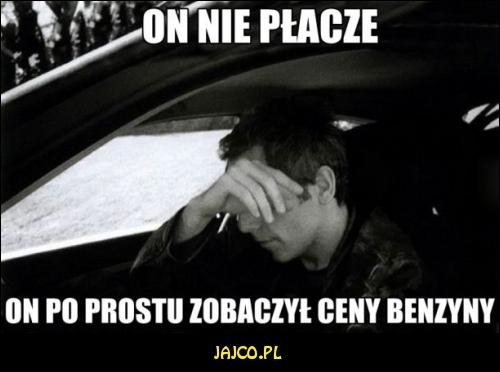 Faceci nie płaczą