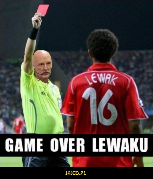 Game over lewaku
