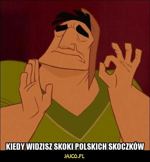 Podziw dla polskich skoczków w Lahti.