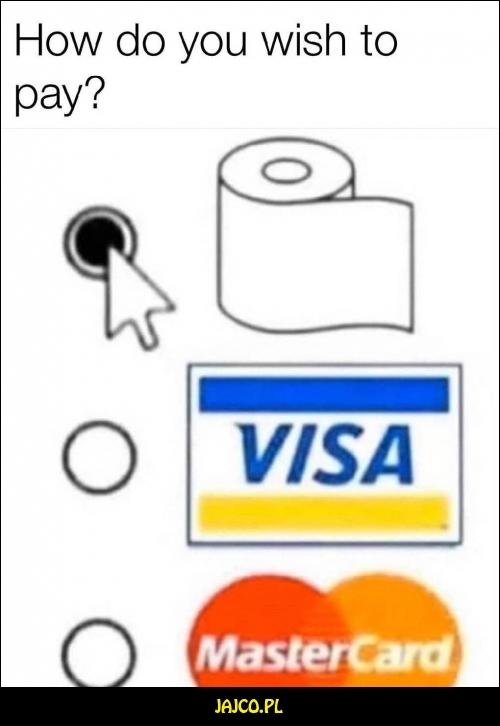 Nowy sposób płatności